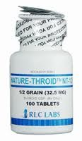 Nature Throid 3 Grain 90 Count