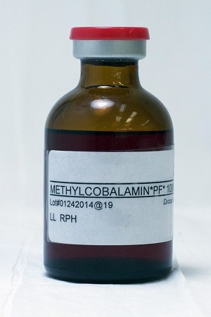 MethylCobalamin/B-12 5000mcg/mL Injectable 30mL